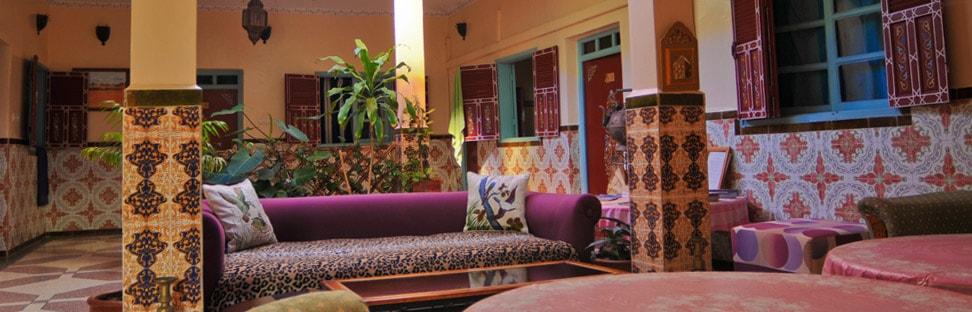 Dynamic Loisirs - Maison d'hôtes - Salon intérieur Mai